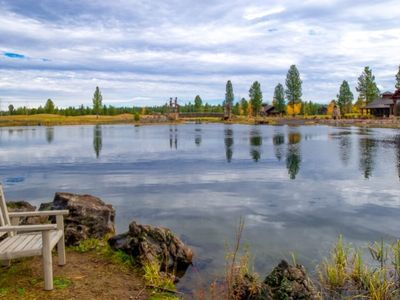 Photo for 13 Caldera Cabin: 4 BR / 5 BA cabin in Bend, Sleeps 10