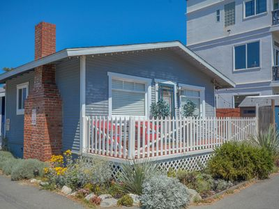 Photo for Historic beachside home in charming Sunset Beach