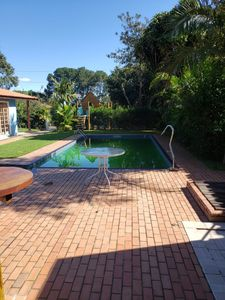 Photo for Beautiful house with pool and tree house on the banks of Guarapiranga Dam
