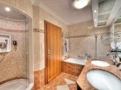 Photo for Economy - quiet kl. Single Room - The Edelweiss - Salzburg Mountain Resort