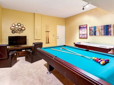 Fully Remodelled in 2014 - Beautiful games room