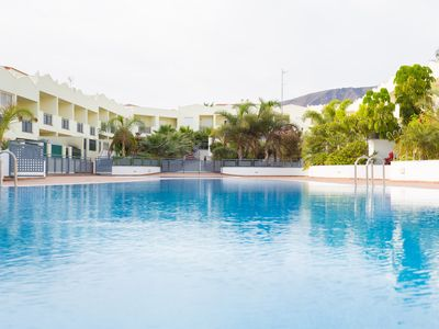 Photo for town house on Fañabe beach with swimming pools and wifi