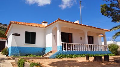 Photo for Spacious family villa only 100m from the golden beach | Villa Mary
