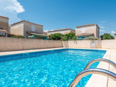 Photo for 2 bedroom Villa, sleeps 6 in Le Cap D'Agde with Pool and WiFi