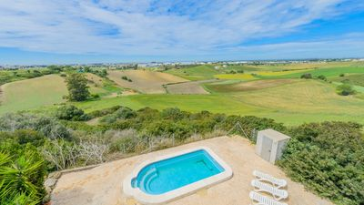 Photo for Holiday home in the countryside near the beaches of Conil de la Frontera