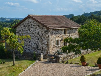 Photo for Gite With Private Pool And Panoramic Views, perfect getaway!