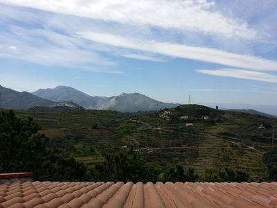Photo for House near Milazzo with a panoramic view in the countryside