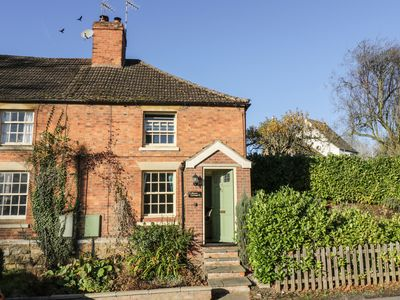 Photo for MOUSE COTTAGE, with open fire in Braunston-In-Rutland, Ref 952647