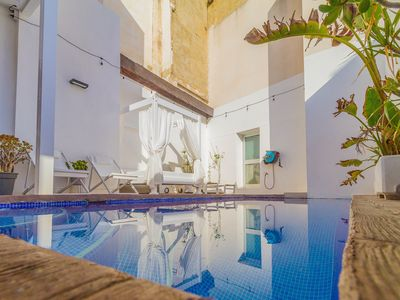 Photo for Luxury  Villa in Valencia with private pool and cinema roomBig house