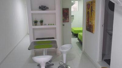 Photo for COZY FULLY EQUIPPED RENOVATED 2BR APT. IN THE HEART OF THE OLD CITY
