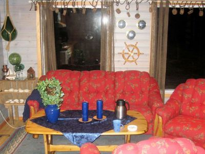 Photo for Vacation home Lofoten 1 in Bøstad - 6 persons, 2 bedrooms