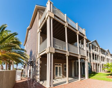 Photo for Updated 4BR w/ Guest Studio, Balcony, Pool & Private Beach Access