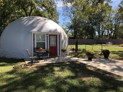 Photo for Vacation Dome rental in the Unique city of Chattanooga TN