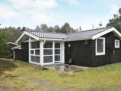 Photo for Secluded Holiday Home in Thisted Jutland with patio and forest views