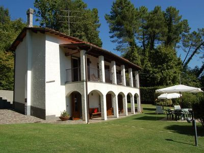 Photo for 3BR Farmhouse Vacation Rental in Orbicciano, Tuscany