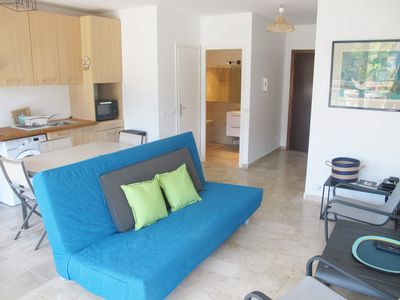 Photo for Nice two rooms calm, well located done again for nine