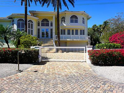 Photo for Duck Key, FL Waterfront Mansion for Rent Fl Keys Luxury Home Marathon