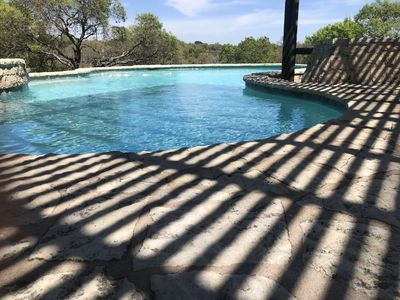 Photo for Falling Star Retreat- Pool and Hot Tub 5 bedroom sleeps 10