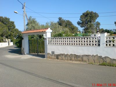 Photo for Villa 4 persons with private pool, BBC, parking, garden, 7 minutes from the sea