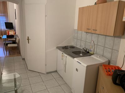 Photo for Studio apartment right in front of the subway