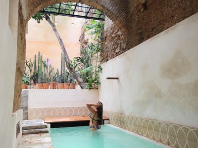 Photo for Loft#6 glorious pool, gardens and minimalism