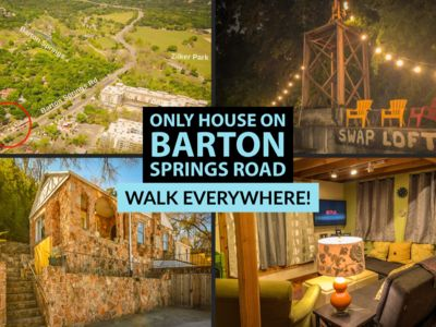 Photo for ★Best Located Home in Austin - Walk Everywhere★