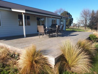 Photo for Akatere Lodge.  Waimate.  Rural Retreat. Convenient for large groups/2 families.