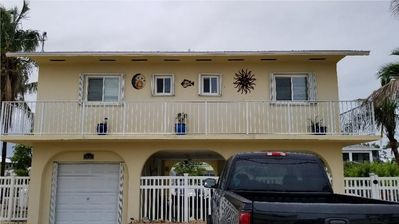 Photo for Beautiful Keys  Getaway! Located on deep water canal for quick access to