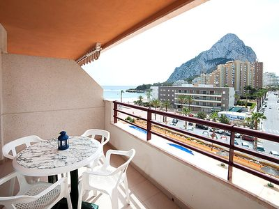 Photo for Apartment Zafiro 03 in Calpe/Calp - 4 persons, 1 bedrooms