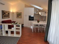 Clean, nicely decorated apartment with everything you might need to enjoy your stay.