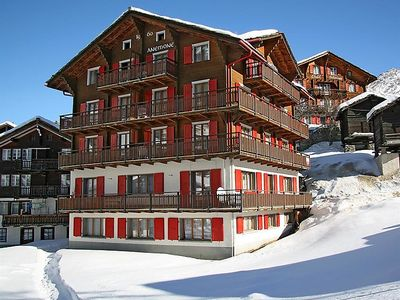 Photo for Apartment Anemone in Saas-Fee - 6 persons, 4 bedrooms