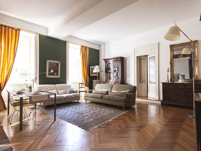 Photo for Sophisticated apt near Duomo