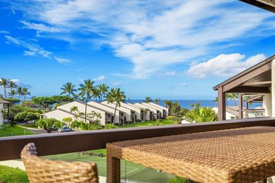 Ocean Views From The Private Lanai