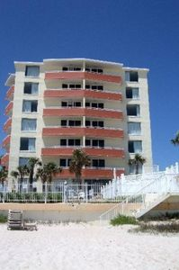 Photo for Ocean Front Resort, Once Bedroom Condo in Ormond Beach (A460)