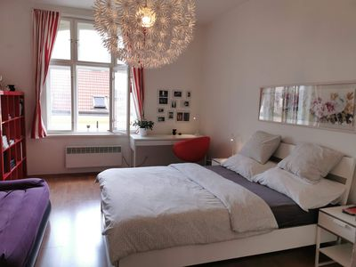 Photo for ★Live as Local★Historic 50m2 whole apartment +free Parking