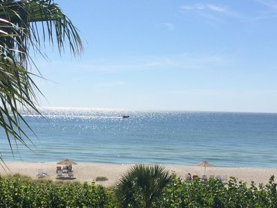 Photo for Beachfront Condo With Spectacular Gulf Views On Longboat Key!