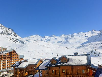 Photo for Apartment Les Lauzières in Val Thorens - 5 persons, 1 bedrooms