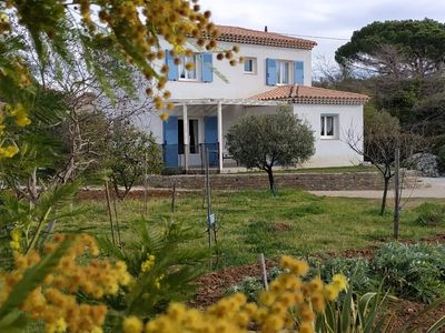 Photo for Charming new house, quiet, close to Hyères and beaches