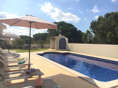 Photo for Fantastic 6 bed villa with private pool near amenities