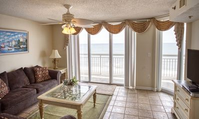 Photo for Crescent Shores Oceanfront Unit 901! Stunning Condo. Book your get away today!