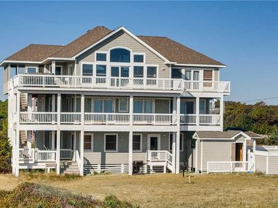 Photo for Catch Waves or Relax! Oceanfront w/ Pool, Hot Tub, Game Rm, Dog-Friendly & More