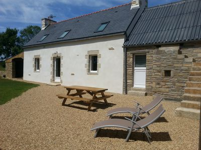 Photo for SMALL BIGOUDENE FARM RENOVATED IN THE HEART OF THE COUNTRY AND NEAR THE SEA