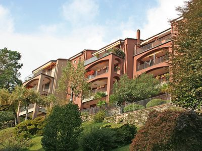 Photo for 3 bedroom Apartment, sleeps 8 in Oggebbio with Pool and WiFi