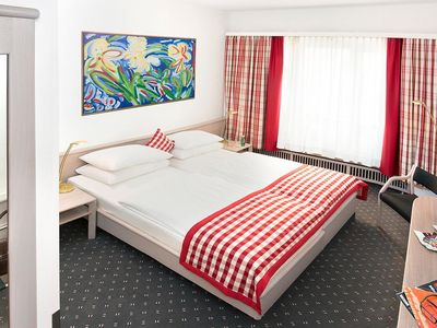 Photo for Double room, breakfast, non refundable rate - Hotel IMLAUER & Bräu