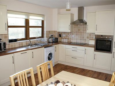Photo for House 81 m from the center of Aviemore with Parking, Internet, Washing machine (119295)