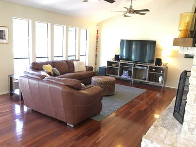 Photo for Close to everything! Hill country living with city convenience