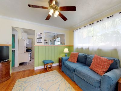 Photo for NEW LISTING! Vintage cottage in Historic District w/ yard, near downtown