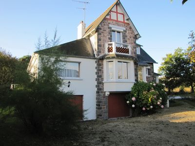 Photo for Nice, comfortable family villa 400m from the Casino beach