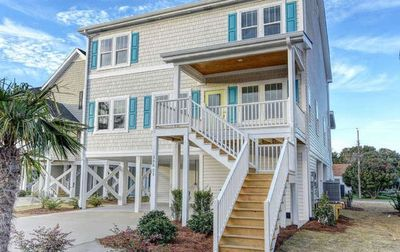 Photo for Newer home 2 blocks from downtown Carolina Beach
