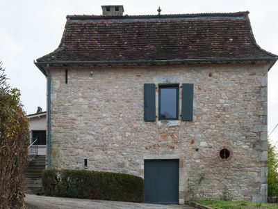 Photo for Beautiful Quercy house with view of ST CIRQ LAPOPIE